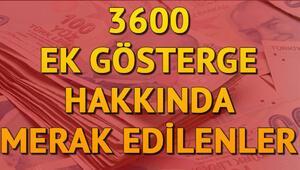 3600 ek gösterge yasasında son durum ne 3600 ek gösterge kimleri kapsıyor