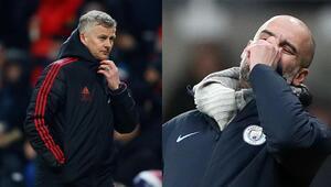Premier Ligde sürpriz gece City ve United puan kaybetti...