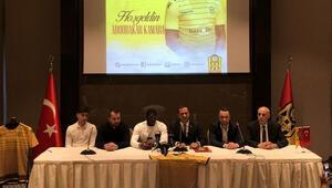Yeni Malatyaspor, Kamara ile sözleşme imzaladı