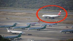 Nordwind Airlines: Venezuela'ya altın ya da silah taşımadık