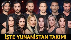 Survivor 2019 Yunanistan takımı yarışmacıları kimdir