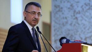 Cumhurbaşkanı Yardımcısı Fuat Oktay: Teröristler kendilerini bekleyen acı sondan kaçamayacak