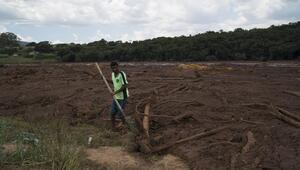 Brezilyada barajın çökmesi sonucu ölenlerin sayısı 134e çıktı