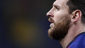 El Clasico öncesi Barcelonada Messi depremi