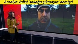 Son dakika: Antalya için hava durumu uyarısı Sel ve hortum uyarısında bulundu