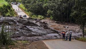 Brezilyada barajın çökmesi sonucu ölenlerin sayısı 142ye çıktı