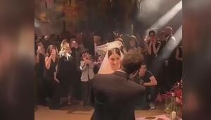 Hazal Kaya ile Ali Atayın dansı