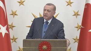 Cumhurbaşkanı Erdoğan: Bazı kesimler kara propaganda yapıyor