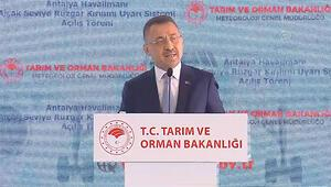 Cumhurbaşkanı Yardımcısı Fuat Oktay destinasyon açıklaması