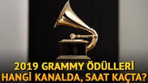 Grammy 2019 hangi kanalda saat kaçta İşte, 2019 Grammy adayları listesi