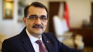Enerji Bakanı Dönmezden doğal gaz müjdesi