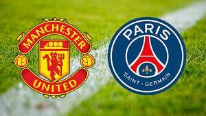 Manchester United Paris Saint Germain (PSG) Şampiyonlar Ligi maçı bu akşam saat kaçta hangi kanalda canlı yayınlanacak