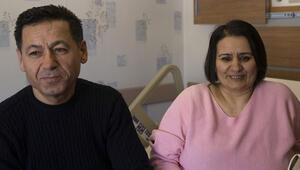 Kendisini Türk hekimlerine emanet etti, kanseri yendi