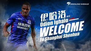 Fenerbahçenin gündemindeydi Ighalo, Shanghai Shenhuaya transfer oldu...