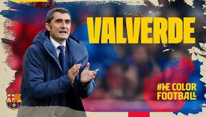 Barcelona, Valverdeyi açıkladı 2021e kadar...
