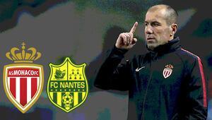 Monaco, 2. Jardim Döneminde 2 maçta 4 puan aldı Nantes karşısında iddaa oranı...