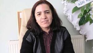 HDP Ağrı Belediye eş Başkan adayı Karaaslan, terör örgütüne üye olma suçundan tutuklandı