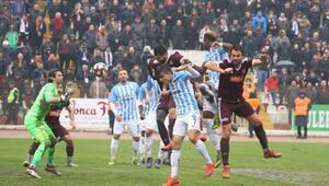 Hatayspor ile Adana Demirspor yenişemedi, 1-1