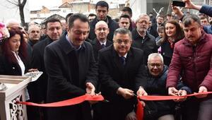 Bozüyükte Sosyal Hizmet Merkezi açıldı