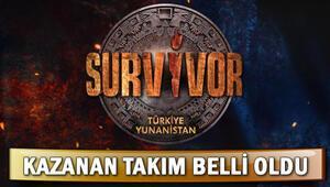 Survivor 2019 son bölümün eleme adayları belli oldu Oyunları kim kazandı