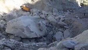 Milasta maden ocağında göçük