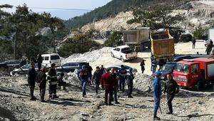 Son dakika: Milastaki maden faciasında çalışmalar devam ediyor