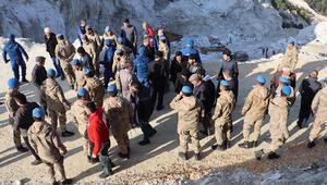 Milasta 3 işçinin öldüğü maden faciasında, 3 şüpheli adliyede