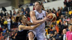 Yenilmez kadınların hedefi FIBA Avrupa Kupası Çukurova Basketbol...