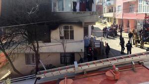 Son dakika... Büyükçekmecede bir binada patlama: Bir kişi hayatını kaybetti