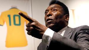 Peleden sonra Brezilyanın en iyi futbolcusu seçildi