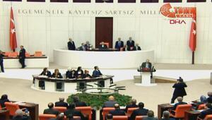 CHP Antalya Milletvekili Deniz Baykal, TBMM Genel Kurulu'nda yemin etti