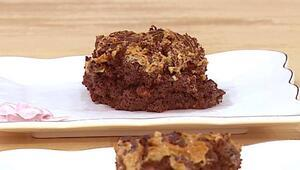 Tahinli brownie nasıl yapılır Tahinli brownie tarifi