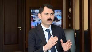 Bakan Kurum: Riskli yapılarla alakalı kararlı duruşumuzu yürüteceğiz