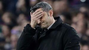 Valverde'den Suarez'e destek