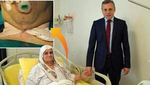 Dünyada ilk Trabzon'da uygulandı, Türk doktorlar literatüre girdi