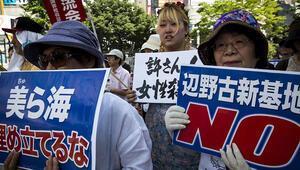 Okinawa referandumunda ABD üssüne hayır oyu çıktı