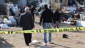 Kendisini ölümle tehdit eden oğlunu vuran baba yakalandı