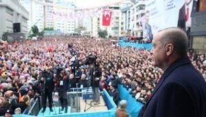 Son dakika Cumhurbaşkanı Erdoğandan Giresunda kritik mesajlar