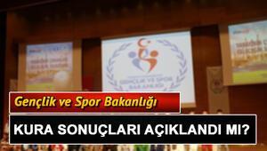 İŞKUR (GSB) Gençlik ve Spor Bakanlığı personel alımı kura çekilişi sonuçları açıklandı mı Sonuçlar nasıl öğrenilir
