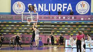 Çukurova, Beşiktaşı kupa dışına itti ve yarı finale yükseldi
