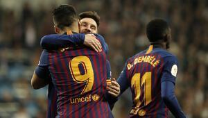 Barcelona, Real Madridi bozguna uğrattı