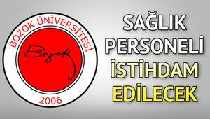 Yozgat Bozok Üniversitesi sözleşmeli personel alımı yapıyor | Son başvuru tarihi ne zaman