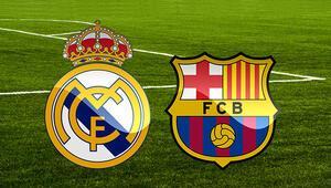 Real Madrid Barcelona maçı ne zaman saat kaçta ve hangi kanalda