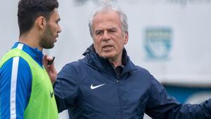 Kasımpaşa, Trabzonspor hazırlıklarına devam ediyor