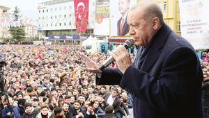 Erdoğan: Türkiye'ye sormadan karar verilemez