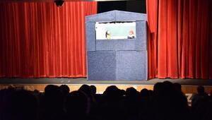 Bozüyük'te çocuk tiyatrosu beğeni topladı