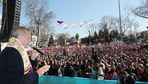 Son dakika Cumhurbaşkanı Erdoğandan İmamoğluna tepki: Sen önce çöplükleri temizle