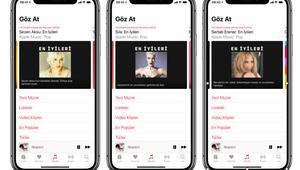 Apple Music Kadınlar Gününü unutmadı