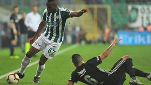 Bursasporlu Sakho: Beşiktaş'ın bana ilgisi vardı