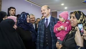 İçişleri Bakanı Süleyman Soylu, Boluda